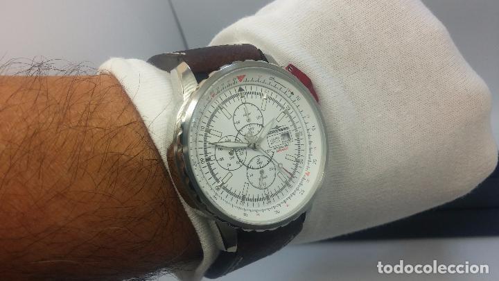 Relojes automáticos: Reloj Thunderbirs automatic, edicion limited, estilo aviador, de caballero - Foto 69 - 103808687