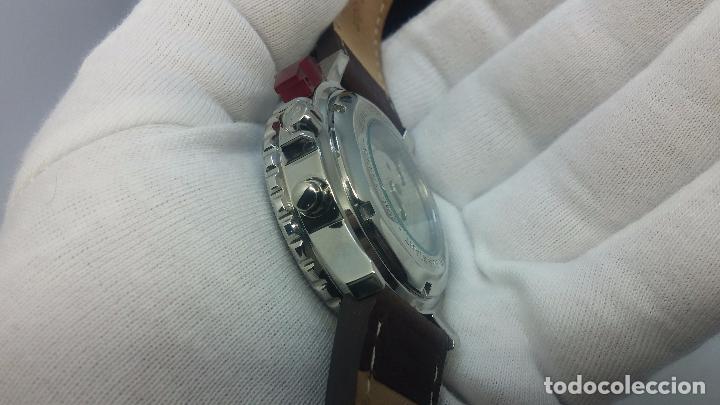Relojes automáticos: Reloj Thunderbirs automatic, edicion limited, estilo aviador, de caballero - Foto 73 - 103808687