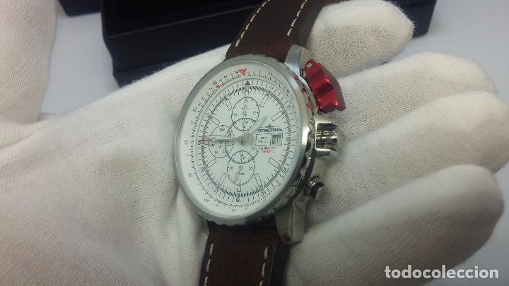 Relojes automáticos: Reloj Thunderbirs automatic, edicion limited, estilo aviador, de caballero - Foto 76 - 103808687