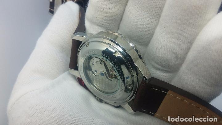 Relojes automáticos: Reloj Thunderbirs automatic, edicion limited, estilo aviador, de caballero - Foto 79 - 103808687