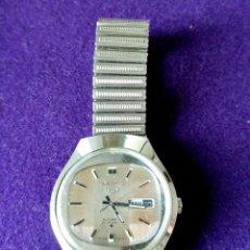 Relojes automáticos: ANTIGUO RELOJ DE PULSERA SEIKO 5. 21 RUBIS. JAPAN. CARGA MANUAL-CUERDA. EN FUNCIONAMIENTO.CABALLERO. Lote 103864835