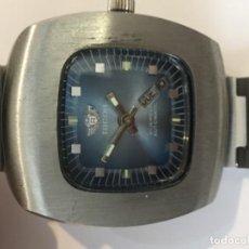 Relojes automáticos: RELOJ RICOH AUTOMÁTICO EN ACERO COMPLETO TODO ORIGINAL COMO NUEVO. Lote 104343643
