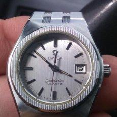 Relojes automáticos: RELOJ OMEGA SEAMASTER QUARTZ DE MUJER. Lote 104406924