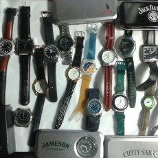Relojes automáticos: RELOJES COLECCION( 19 UNIDADES). Lote 104407894