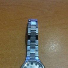 Relojes automáticos: RELOJ SEÑORA AUTOMÁTICO MARCA SEIKO FUNCIONANDO. Lote 104548459