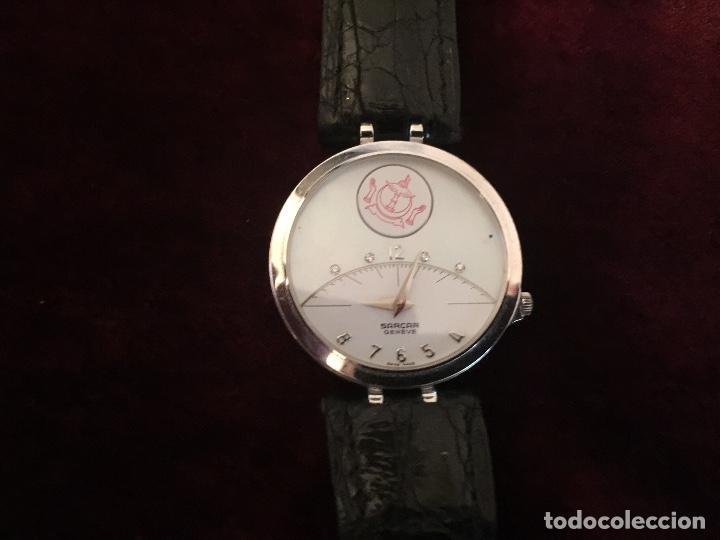Relojes automáticos: Sarcar-Geneve. - Foto 8 - 104611371