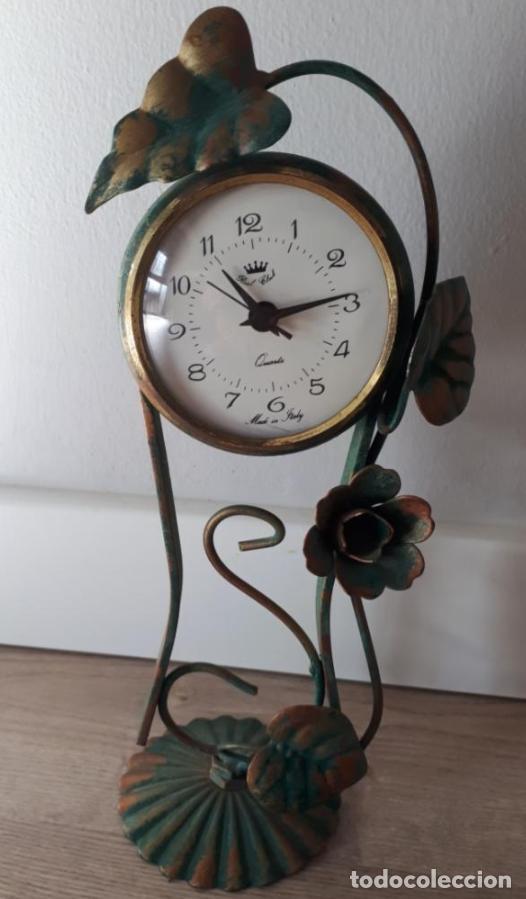 RELOJ SOBREMESA AUTOMATICO ORIGINALISIMO (Relojes - Relojes Automáticos)