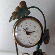 Relojes automáticos: RELOJ SOBREMESA AUTOMATICO ORIGINALISIMO. Lote 105212879