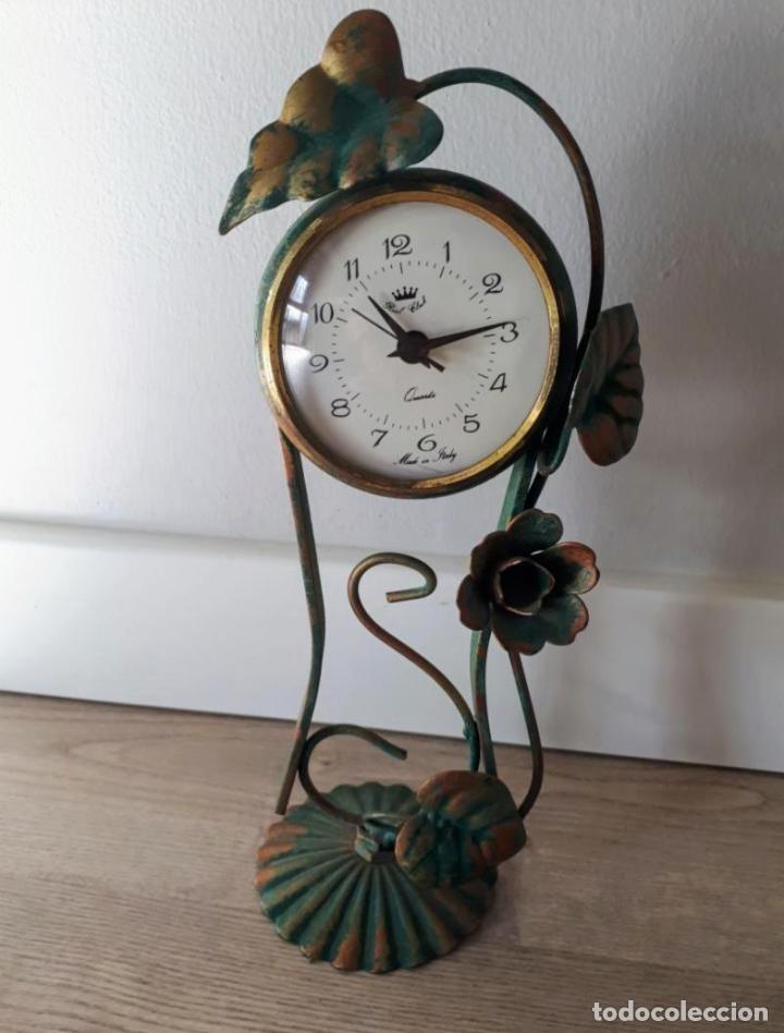 Relojes automáticos: RELOJ SOBREMESA AUTOMATICO ORIGINALISIMO - Foto 3 - 105212879