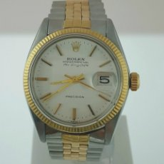 Relojes automáticos: ROLEX AIR KING DATE-ACERO Y ORO-¡¡COMO NUEVO!!. Lote 70415737