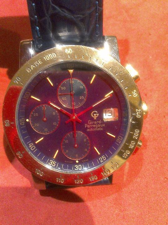 Relojes automáticos: Reloj Girard Perregaux Automático Acero y Oro18k - Foto 3 - 103209451