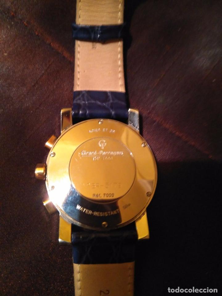Relojes automáticos: Reloj Girard Perregaux Automático Acero y Oro18k - Foto 4 - 103209451