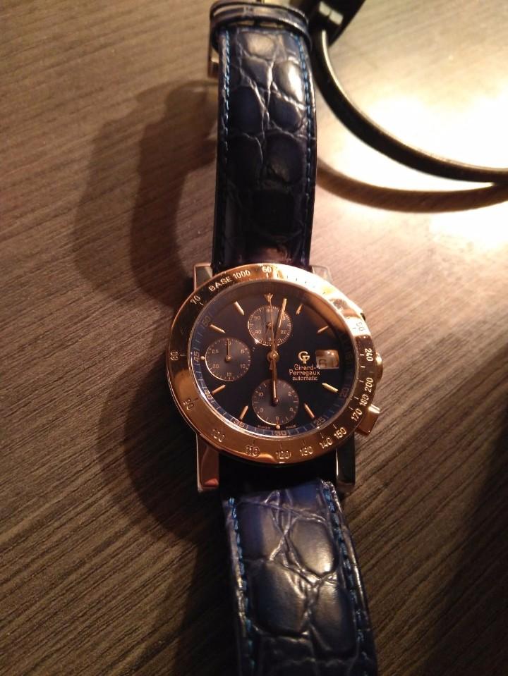 Relojes automáticos: Reloj Girard Perregaux Automático Acero y Oro18k - Foto 6 - 103209451