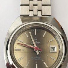 Relojes automáticos: RELOJ TORMAS AUTOMATICO EFECTO LUPA FUNCIONANDO APENAS USO. Lote 106235755