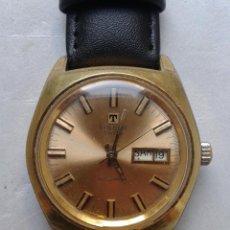 Relojes automáticos: RELOJ AUTOMÁTICO DE CABALLERO. MARCA TISSOT T-12. FUNCIONANDO.. Lote 128089490