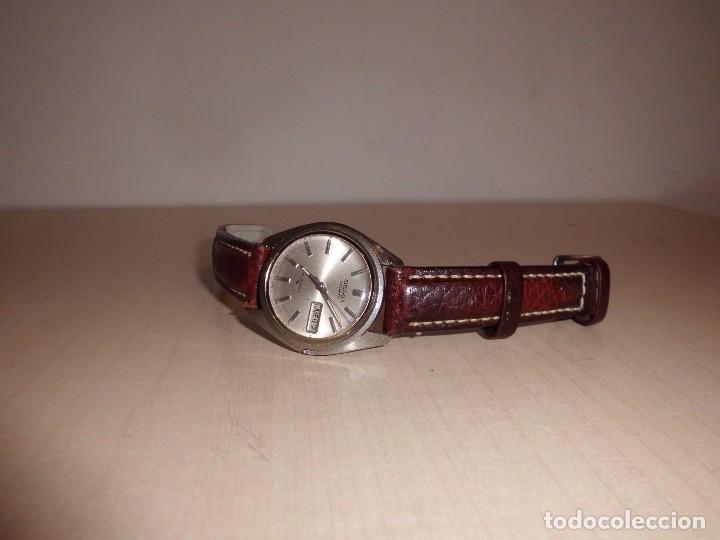 PRECIOSO RELOJ AUTOMATICO MARCA SEIKO 19 JEWELS-JAPAN 7006 -80.80.R-207840 JAPAN (Relojes - Relojes Automáticos)