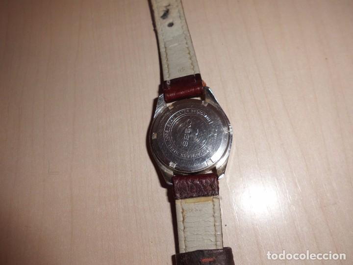 Relojes automáticos: PRECIOSO RELOJ AUTOMATICO MARCA SEIKO 19 JEWELS-JAPAN 7006 -80.80.R-207840 JAPAN - Foto 2 - 106567167