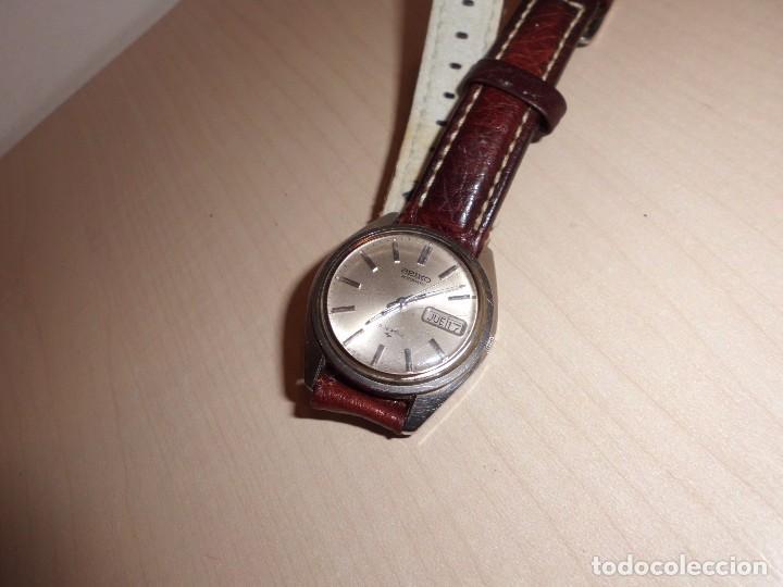 Relojes automáticos: PRECIOSO RELOJ AUTOMATICO MARCA SEIKO 19 JEWELS-JAPAN 7006 -80.80.R-207840 JAPAN - Foto 3 - 106567167