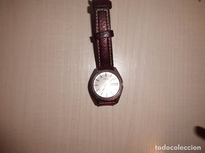 Relojes automáticos: PRECIOSO RELOJ AUTOMATICO MARCA SEIKO 19 JEWELS-JAPAN 7006 -80.80.R-207840 JAPAN - Foto 4 - 106567167