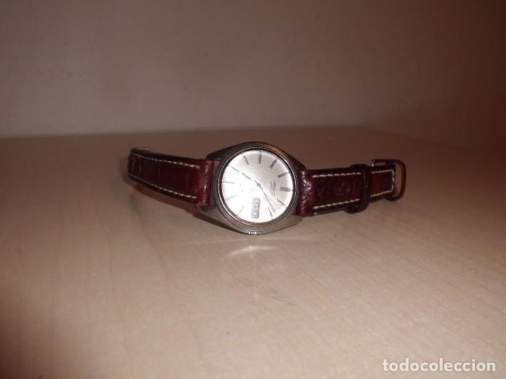 Relojes automáticos: PRECIOSO RELOJ AUTOMATICO MARCA SEIKO 19 JEWELS-JAPAN 7006 -80.80.R-207840 JAPAN - Foto 6 - 106567167