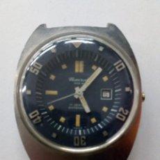 Relojes automáticos: RELOJ MEMROD , AQUASTAR, TAMAÑO CADETE. Lote 106752347
