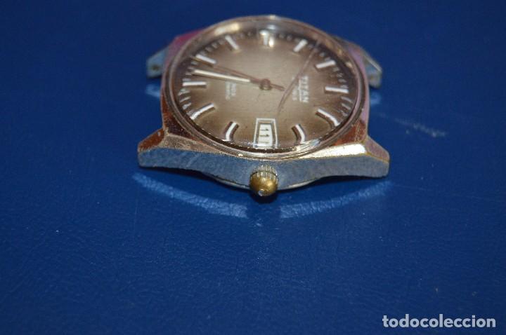 Relojes automáticos: ANTIGUO - VINTAGE - RELOJ DE PULSERA - TITAN TENOX AUTOMATIC - 25 RUBIS - SWISS MADE - HAZ OFERTA - Foto 2 - 106944051