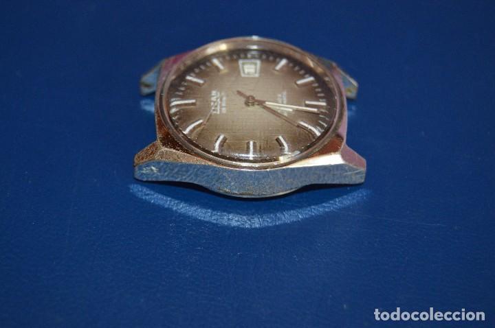 Relojes automáticos: ANTIGUO - VINTAGE - RELOJ DE PULSERA - TITAN TENOX AUTOMATIC - 25 RUBIS - SWISS MADE - HAZ OFERTA - Foto 3 - 106944051