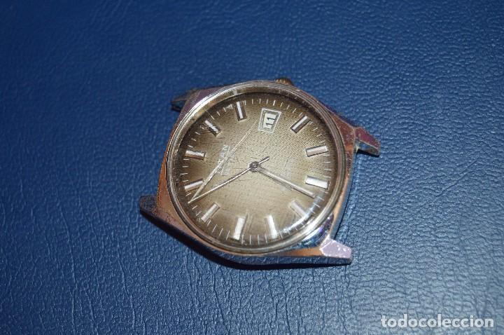 Relojes automáticos: ANTIGUO - VINTAGE - RELOJ DE PULSERA - TITAN TENOX AUTOMATIC - 25 RUBIS - SWISS MADE - HAZ OFERTA - Foto 6 - 106944051