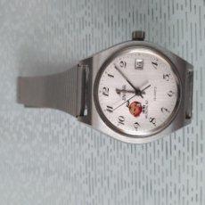 Relojes automáticos: RELOJ ENICAR DEL MUNDIAL 1982. Lote 107096175