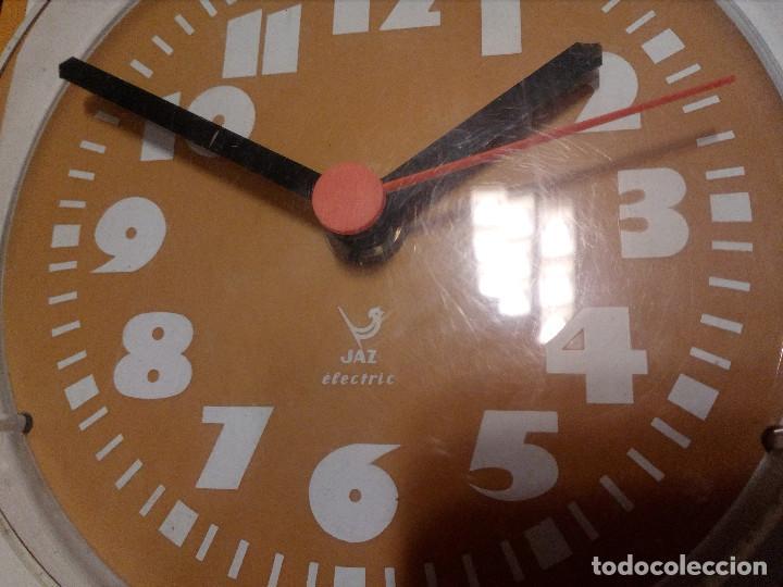 Relojes automáticos: RELOJ DE PARED PARA COCINA - JAZ - ELECTRICO, CON TEMPORIZADOR.ALEMAN. - Foto 2 - 107467739
