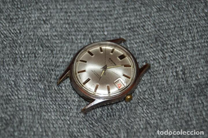 ANTIGUO - VINTAGE - RELOJ DE PULSERA KRONOX - SWISS MADE - 25 RUBIS - AUTOMATIC - HAZ OFERTA (Relojes - Relojes Automáticos)