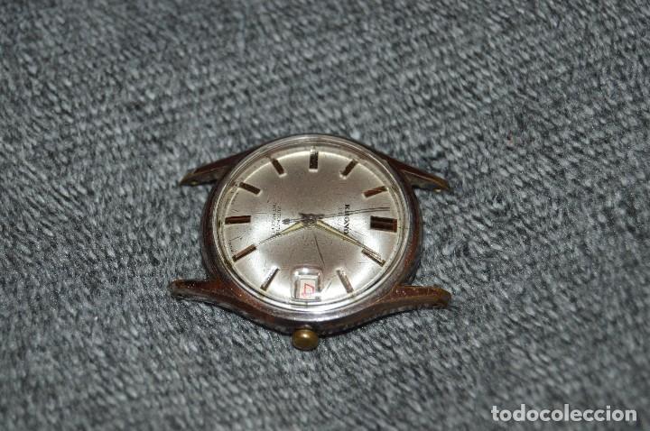 Relojes automáticos: ANTIGUO - VINTAGE - RELOJ DE PULSERA KRONOX - SWISS MADE - 25 RUBIS - AUTOMATIC - HAZ OFERTA - Foto 2 - 107610947