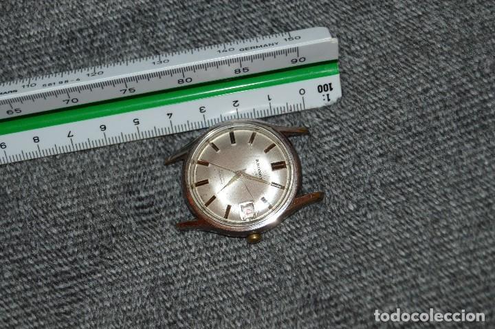 Relojes automáticos: ANTIGUO - VINTAGE - RELOJ DE PULSERA KRONOX - SWISS MADE - 25 RUBIS - AUTOMATIC - HAZ OFERTA - Foto 8 - 107610947