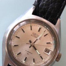 Relojes automáticos: RELOJ SEIKO MUJER CAJA ACERO FUNCIONA PERFECTAMENTE AÑOS 70. Lote 108079111