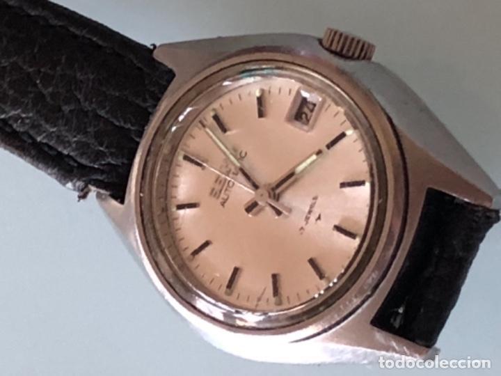 Relojes automáticos: RELOJ SEIKO MUJER CAJA ACERO FUNCIONA PERFECTAMENTE AÑOS 70 - Foto 3 - 108079111
