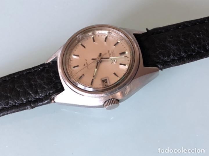 Relojes automáticos: RELOJ SEIKO MUJER CAJA ACERO FUNCIONA PERFECTAMENTE AÑOS 70 - Foto 4 - 108079111