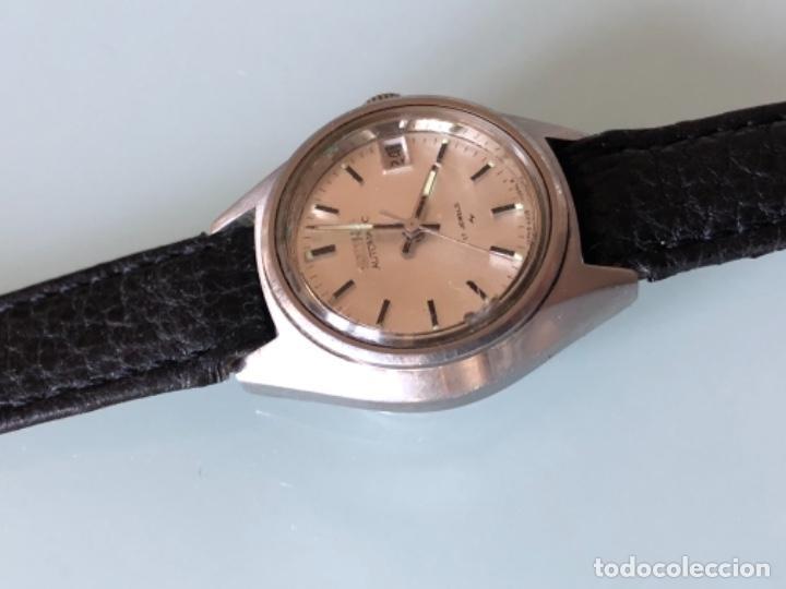 Relojes automáticos: RELOJ SEIKO MUJER CAJA ACERO FUNCIONA PERFECTAMENTE AÑOS 70 - Foto 6 - 108079111