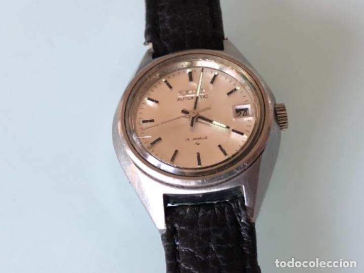 Relojes automáticos: RELOJ SEIKO MUJER CAJA ACERO FUNCIONA PERFECTAMENTE AÑOS 70 - Foto 7 - 108079111