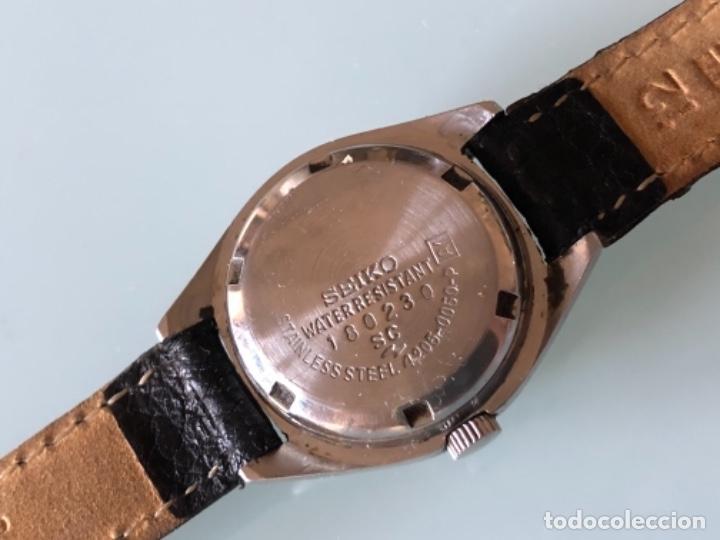Relojes automáticos: RELOJ SEIKO MUJER CAJA ACERO FUNCIONA PERFECTAMENTE AÑOS 70 - Foto 8 - 108079111