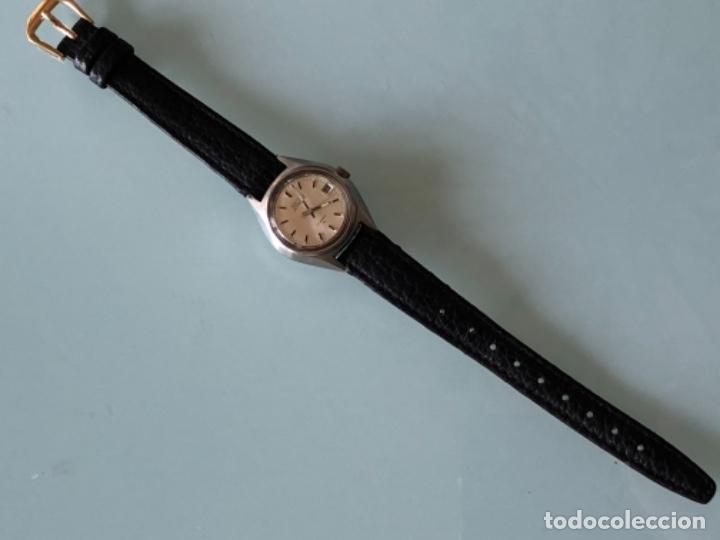Relojes automáticos: RELOJ SEIKO MUJER CAJA ACERO FUNCIONA PERFECTAMENTE AÑOS 70 - Foto 9 - 108079111