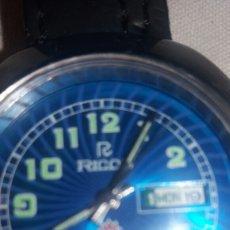 Relojes automáticos: RELOJ RICOH 21 JEWELS AUTOMÁTICO SHOCK PROFF. Lote 124780315