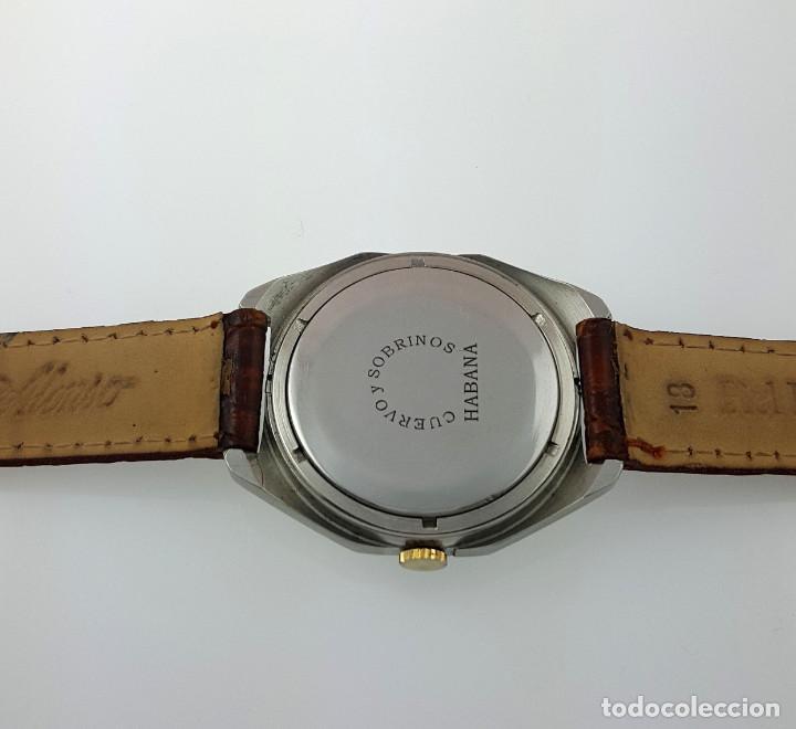 Relojes automáticos: CUERVO Y SOBRINOS VINTAGE C. 1.950 AUTOMATIC - Foto 3 - 108344099