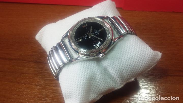 Relojes automáticos: Reloj automático de caballero Potens, calibre AS-1902/03, de 25 rubís, muy cuidado, años 60-70 - Foto 2 - 108347619