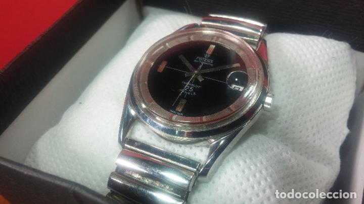Relojes automáticos: Reloj automático de caballero Potens, calibre AS-1902/03, de 25 rubís, muy cuidado, años 60-70 - Foto 5 - 108347619