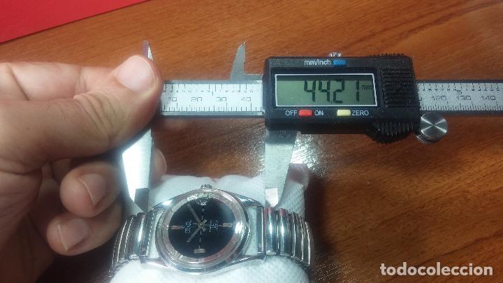 Relojes automáticos: Reloj automático de caballero Potens, calibre AS-1902/03, de 25 rubís, muy cuidado, años 60-70 - Foto 8 - 108347619
