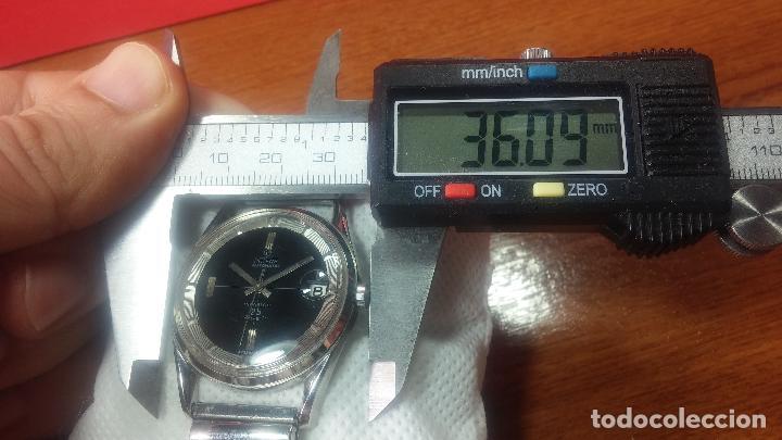 Relojes automáticos: Reloj automático de caballero Potens, calibre AS-1902/03, de 25 rubís, muy cuidado, años 60-70 - Foto 9 - 108347619