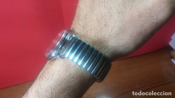 Relojes automáticos: Reloj automático de caballero Potens, calibre AS-1902/03, de 25 rubís, muy cuidado, años 60-70 - Foto 11 - 108347619