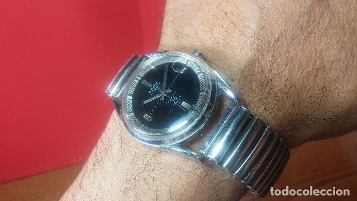 Relojes automáticos: Reloj automático de caballero Potens, calibre AS-1902/03, de 25 rubís, muy cuidado, años 60-70 - Foto 12 - 108347619
