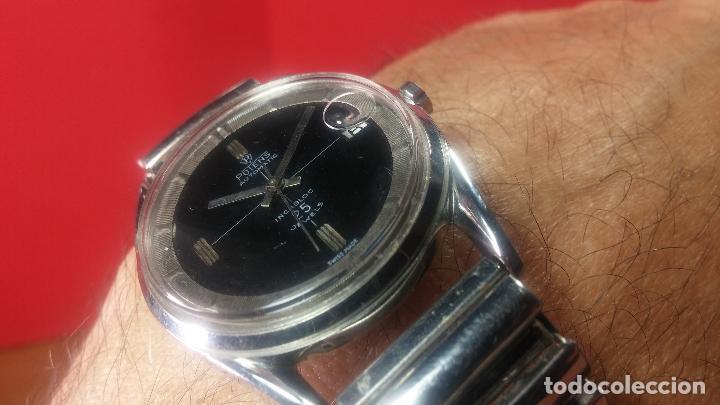 Relojes automáticos: Reloj automático de caballero Potens, calibre AS-1902/03, de 25 rubís, muy cuidado, años 60-70 - Foto 13 - 108347619