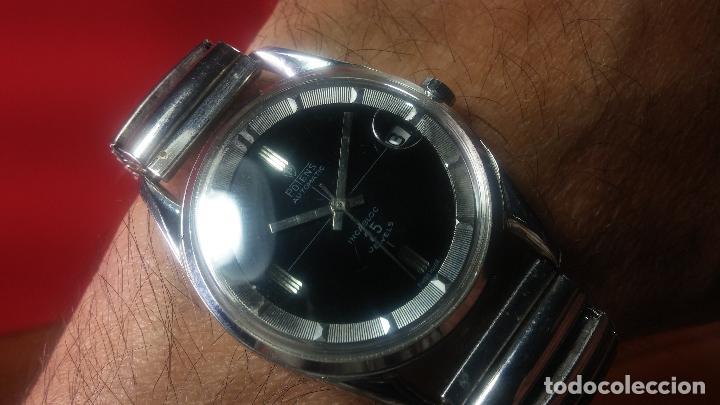 Relojes automáticos: Reloj automático de caballero Potens, calibre AS-1902/03, de 25 rubís, muy cuidado, años 60-70 - Foto 14 - 108347619